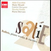 20th Century Classics: Satie - Ballets, Piano Works & Rarities