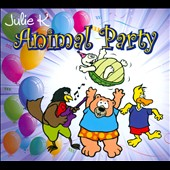 Julie K.: Animal Party [Digipak]