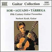 Guitar Collection - Sor, Aguado, T&aacute;rrega / Norbert Kraft