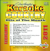 Karaoke: Chartbuster Karaoke: Country Hits of the Month, February 2011 [Slipcase]