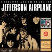 Jefferson Airplane: Volunteers/Bark/Long John Silver [Box]