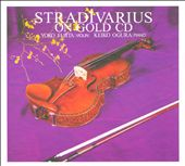 Stradivarius on Gold CD / Yuko Fujita, violin
