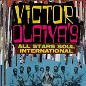 Victor Abimbola Olaiya: All Stars Soul International [Digipak]