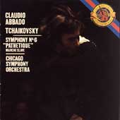 Tchaikovsky: Symphony no 6, etc / Abbado, Chicago SO