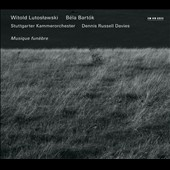 Bart&#243;k, Lutoslawski: Concertos for Orchestra / Dennis Russell Davies