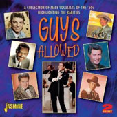 Various Artists: Guys Allowed: A Collection of Rare Male Vocalists Highlight