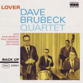Dave Brubeck/The Dave Brubeck Quartet: Lover