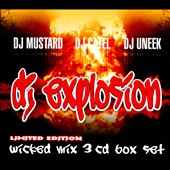 Various Artists: DJ Explosion Box Set [Box] [PA]