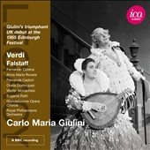 Verdi: Falstaff / Corena, Rovere, Cadoni, Dominguez - Giulini