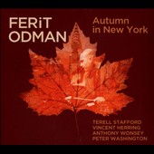Ferit Odman: Autumn In New York [Digipak]