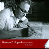 Herman Koppel: Vocal Music