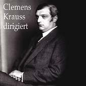 Clemens Krauss dirigiert