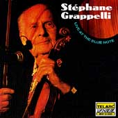 Stéphane Grappelli: Live at the Blue Note