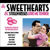 Various Artists: Sweethearts & Stolen Kisses: Love Me Tender