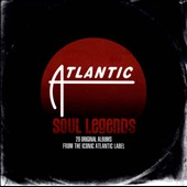 Various Artists: Atlantic Soul Legends : 20 Original Albums From the Iconic Atlantic Label [Box]
