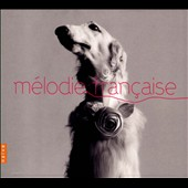 M&eacute;lodie Francaise - Songs by Faur&eacute;, Debussy; Hahn; Chausson / Sandrine Piau, Marie-Nicole Lemieux, Stephane Degout, Bernard Kruysen [6 CDs]