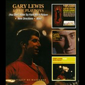 Gary Lewis & the Playboys: (You Don't Have To) Paint Me a Picture/New Directions/Now! *