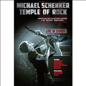 Michael Schenker: Temple of Rock: Live In Europe [Limited]