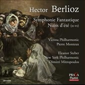 Hector Berlioz: Symphonie Fantastique; Nuits d'&eacute;t&eacute; (II-VI) / Eleonor Steber, mezzo-soprano