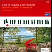 Ruhr Piano Festival - France, America & New Music / various artists