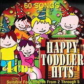 Various Artists: 60 Happy Toddler Hits