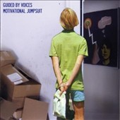 Guided by Voices: Motivational Jumpsuit [Digipak]