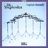 Singphonic Serenade / Die Singphoniker