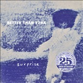 Better Than Ezra: Surprise [Digipak]