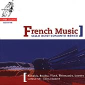 French Music / Cello Octet Conjunto Ibérico