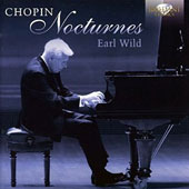Chopin: Complete Nocturnes / Earl Wild, piano [2 CDs]