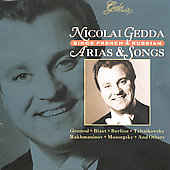 Nicolai Gedda Sings Russian and French Arias