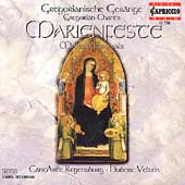 Gregorian Chants for Marian Festivals / CantArte Regensburg