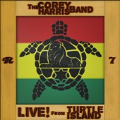 Corey Harris: Live! From Turtle Island [Digipak]