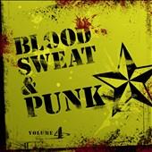 Various Artists: Blood, Sweat & Punk, Vol. 4 [Slipcase]