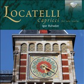 Locatelli: Capricci for solo violin