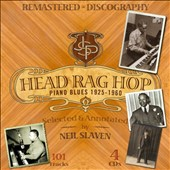Various Artists: Head Rag Hop: Piano Blues 1925-1960 [2/26]