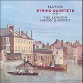 Haydn: String Quartets Op.50, Nos.1-6 / The London Haydn Quartet