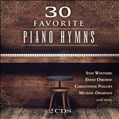 Various Artists: 30 Favorite Piano Hymns