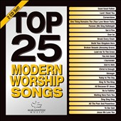 Maranatha Music: Top 25 Modern Worship Songs 2016 [7/1]