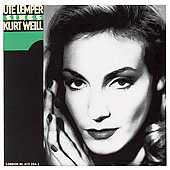 Ute Lemper sings Kurt Weill / Mauceri, RIAS Berlin