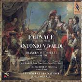 Vivaldi: Farnace / Savall, Zanasi, Mingardo, Fern&aacute;ndez, et al