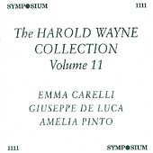 The Harold Wayne Collection Vol 11