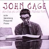 Cage: Sonatas and Interludes / Julie Steinberg