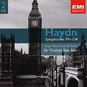 Gemini - Haydn: Symphonies no 99-104 / Beecham, Royal POnn