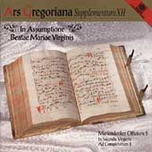 Ars Gregoriana: Supplementum XII