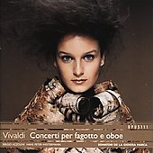 Vivaldi: Concerti per Fagotto & Oboe / Azzolini, Westermann