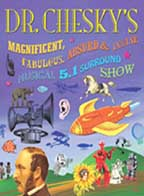 David Chesky: Dr. Chesky's Magnificent, Fabulous, Absurd and Insane Musical 5.1 Surround Show [DVD]