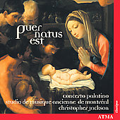 Puer natus est - G. Gabrieli, etc / C. Jackson, et al