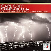 Orff: Carmina Burana / Pople, Liebeck, Hill, et al