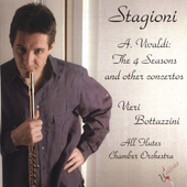 Stagioni - Vivaldi: The Four Seasons, etc / Bottazzini